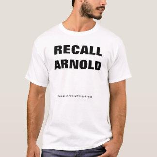Recall Arnold T-Shirt
