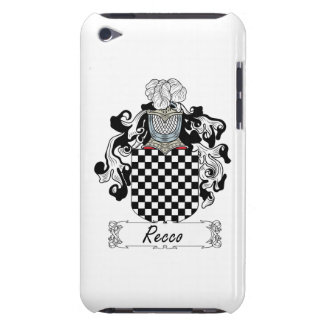 Recco Family Crest iPod Touch Case
