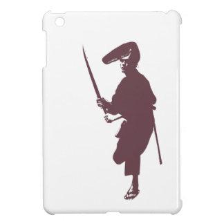 Recent samurai iPad mini cover