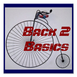 Recession Proof Back 2 Basics Posters
