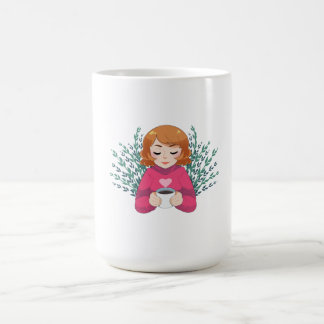 'Recharge' Cute Coffee Mug