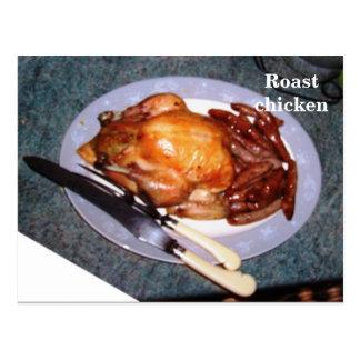 Recipe Card - Roast chicken