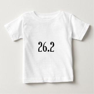 Recipe for a Marathoner Baby T-Shirt