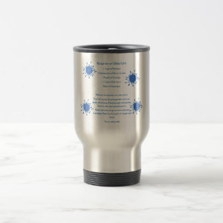 Recipe for an Oilfield Wife 15 Oz Stainless Steel Travel Mug