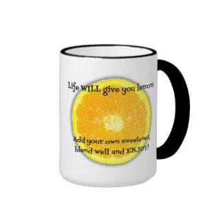Recipe For Happiness Mug