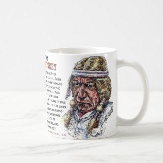 Recipe for Indian Whiskey Classic White Coffee Mug