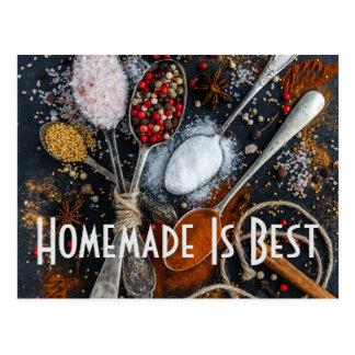 Recipe Kitchen Chef Food Dinner Destiny's Destiny Postcard
