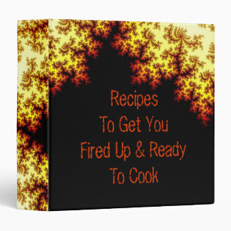 Recipes Binder