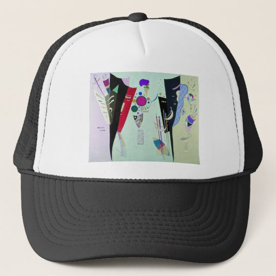 Reciprocal Accords Trucker Hat