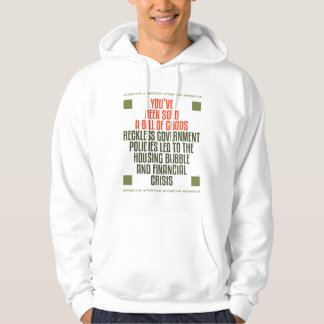 Reckless Government Policies Hoodie