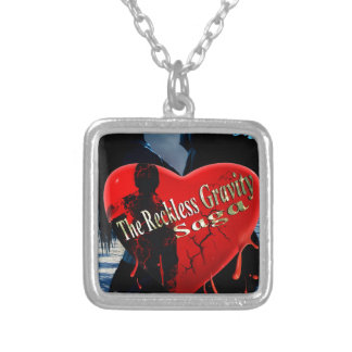Reckless Love Silver Plated Necklace