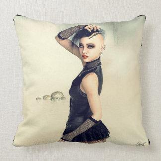 Reckless Throw Pillow