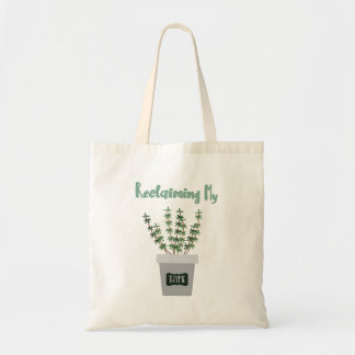 Reclaim it! tote bag