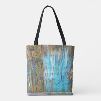 Reclaimed Wood Tote Bag