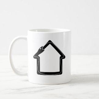 Reclamation Administration logo black on white mug