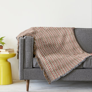 Recoleta Chevron Throw Blanket