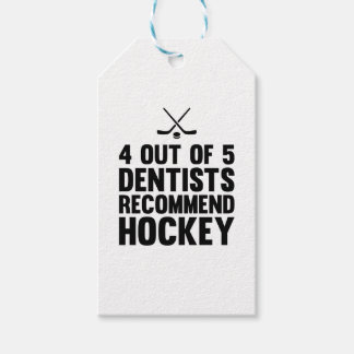 Recommend Hockey Gift Tags
