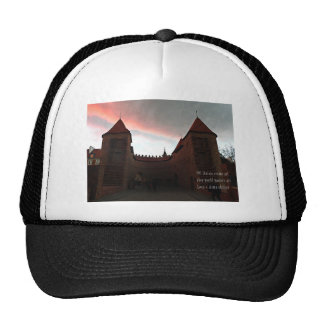 """Recommended art   2018 world top photographer "" Trucker Hat"