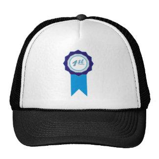 Récompense bleue casquettes de camionneur
