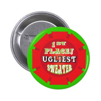 Récompense laide de Pin de chandail de Noël Pin's