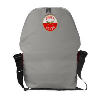 Recon Wares Logo Rickshaw Messenger Bag