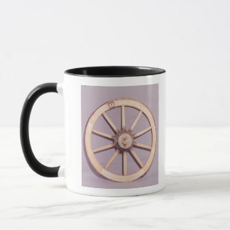 Reconstruction of a wheel mug