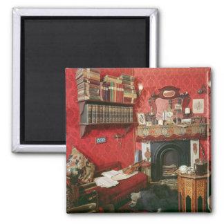 Reconstruction of Sherlock Holmes's Room Magnet