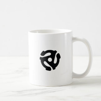 Record Adapter Coffee Mug