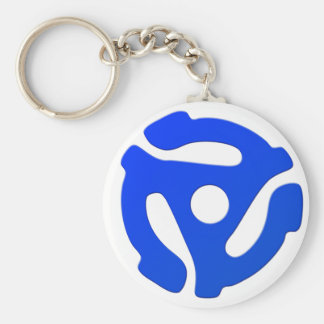 Record Adapter Keychain