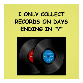 record collecting print