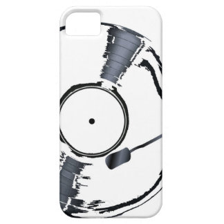 Record Deck Background Case For The iPhone 5