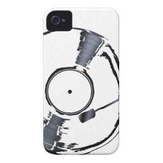 Record Deck Background Case-Mate iPhone 4 Cases