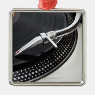 Record Needle Stylus Metal Ornament