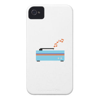 Record Player iPhone 4 Covers
