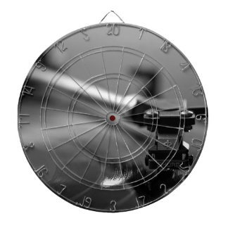 Record Player Dartboard