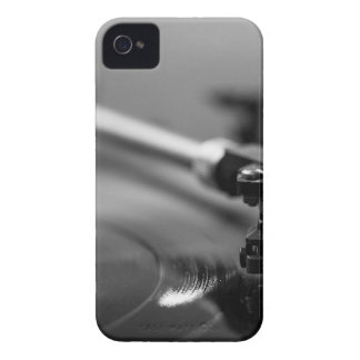 Record Player iPhone 4 Cover