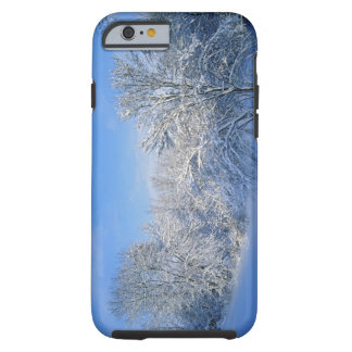 Record snow in Louisville, Kentucky. Tough iPhone 6 Case