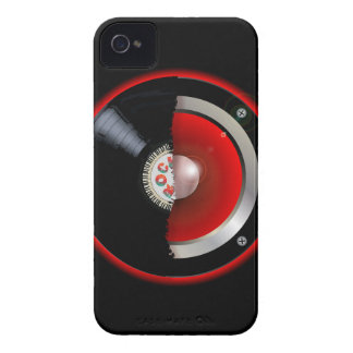 Record Speaker Case-Mate iPhone 4 Cases