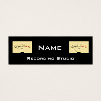 Recording studio business card templates 28 images 600 sound recording studio business card templates by audio business cards and business card templates zazzle colourmoves