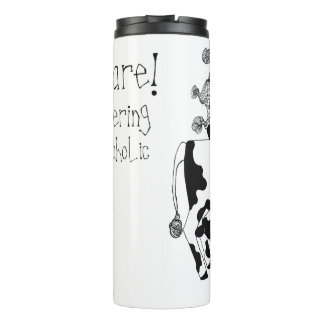 Recovering Dairy-aholic Thermal Tumbler