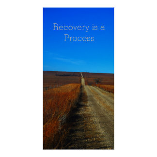 Recovery  Journey Poster