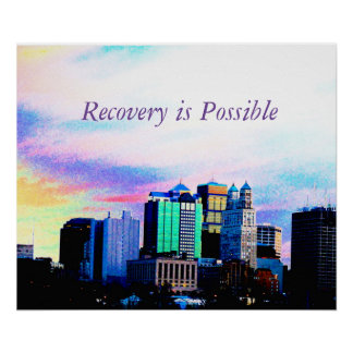 Recovery Motivational Poster