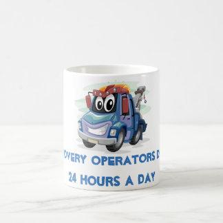 Recovery Vehicle Personalised Mug