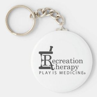 Recreation Therapy Keychain
