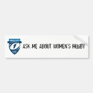 Recruiting Bumper Sticker