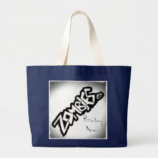 Recruiting Now Large Tote Bag