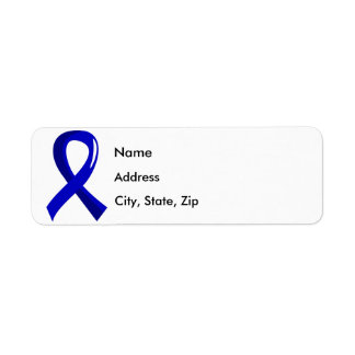 Rectal Cancer Blue Ribbon 3
