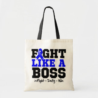 Rectal Cancer Fight Like a Boss Bag