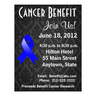 Rectal Cancer Personalized Benefit Flyer