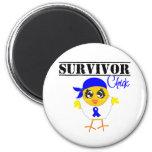 Rectal Cancer Survivor Chick